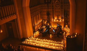 Estes lindos concertos clássicos à luz de velas estão chegando ao Rio de Janeiro